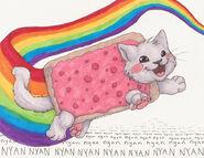 Nyan Cat 75