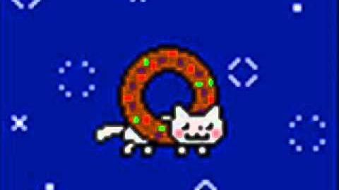 Donut cat (Before he got fat)