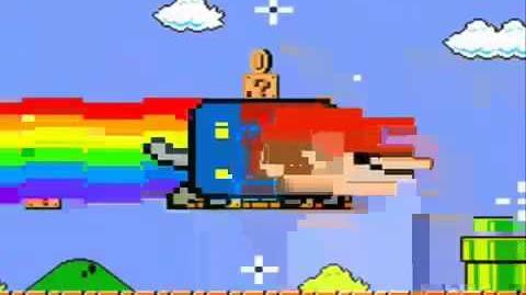Nyan Mario (Extended Version)