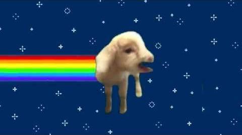 Nyan Goat
