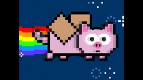 Nyan Pig original