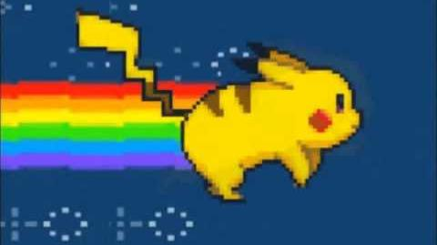 Pikachu nyan cat pika pika song