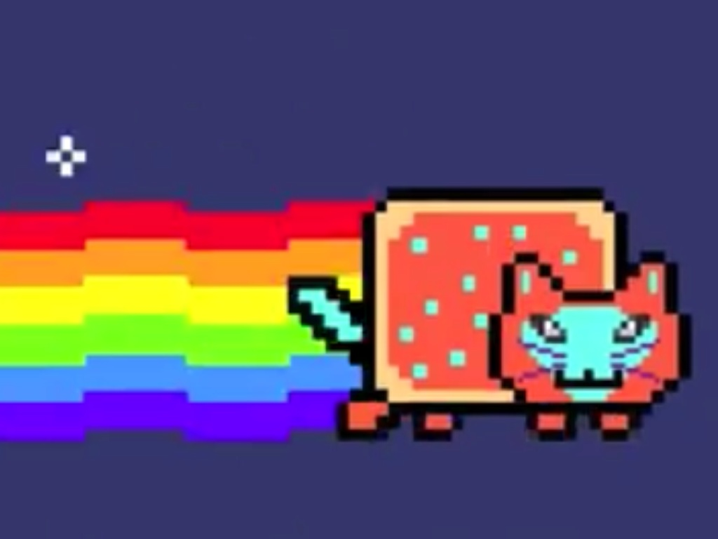 Of cat nyan pictures