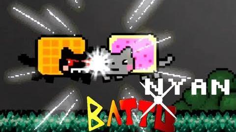 NYAN BATTLE ! (Nyan cat vs Tac Nayn)-1