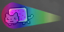 Nyan Cat Power