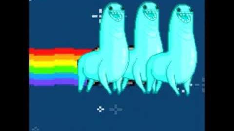 Nyan Llamas (Original)
