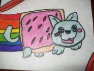 Nyan Cat 50
