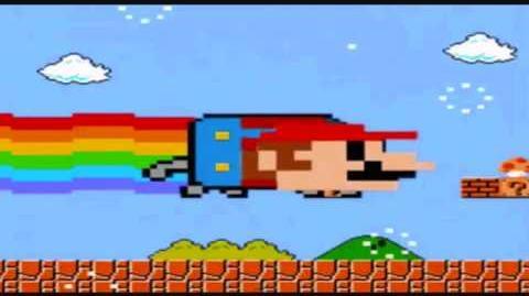 Nyan Mario original 10 minutes