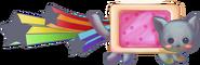 Nyan Cat 64
