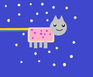 Nyan art