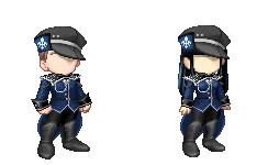 Enlisted uniform