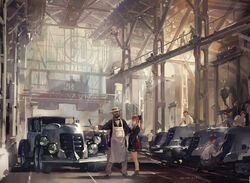 Howldon carfactory