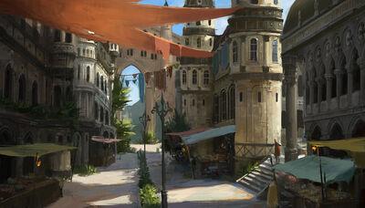 Isis Pilgrim City