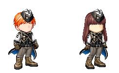 Caelin Commander Uniform