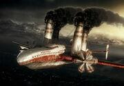 Caelin steamplane