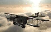 Undead biplane