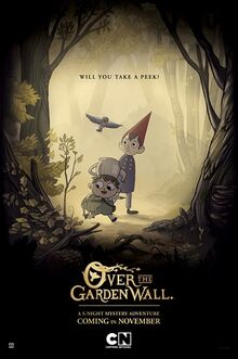 Over the Garden Wall (minissérie)