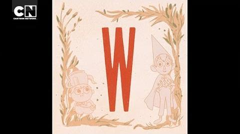 Langtree's Lament Songs of the Series Over The Garden Wall Cartoon Network