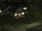 Casa da Festa de Halloween