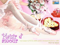 615 Plaisir d'amour