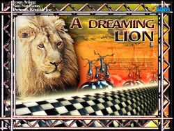 339 Dreaming Lion