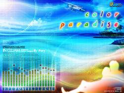 167 Color Paradise