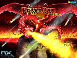 320 Dragon Eyes