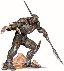 Warforged