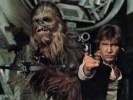 Wookie & Human