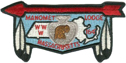 Manomet Lodge 164   Order of the Arrow - Boy Scouts of