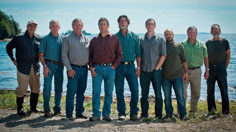 Oak Island Team