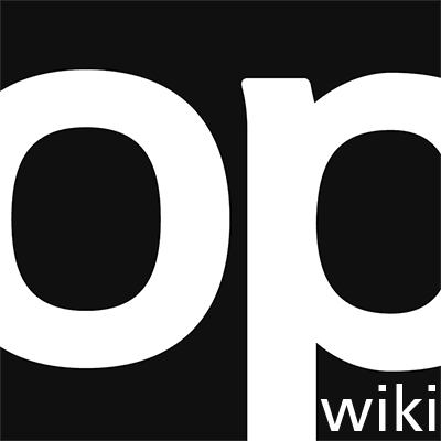 Wiki logo draft three