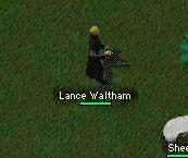 Lance Waltham
