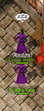 Cesca Andon