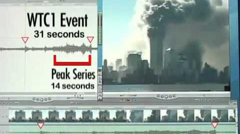 Rare Amateur 9 11 Footage with audio NOT SHOW ON TV