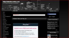 Obieden.webs.com offical screenshot