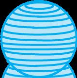 Yoga Ball Idle
