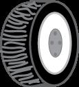 Car Wheel Idle