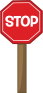 Stop Sign Idle