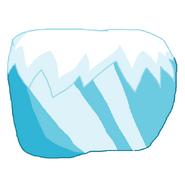 Glacier body