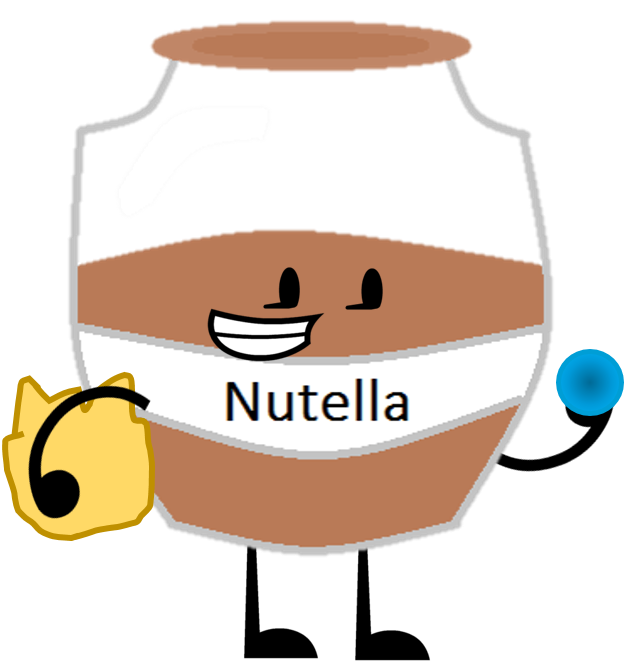 Nutella   Object Confrontation Wikia   Fandom