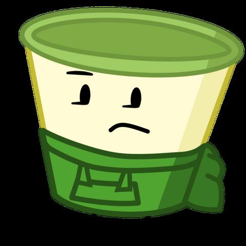 Yogurt Cup (Follower)