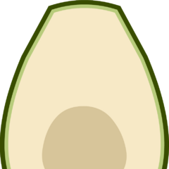 Avocado (No Seed)
