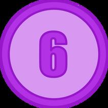 Score 6 Token