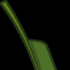 Crane Flower (Leaf 1)
