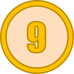 Score 9 Token (2nd Place)