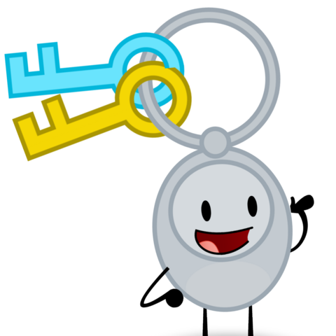Key Chain (18th)