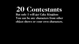 Battle For Cake Kingdom 2 (-100 20 Sign Ups) APRIL FOOLS!