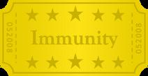 The Immunity Ticket