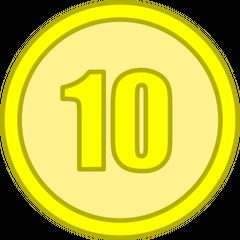 Score 10 Token (1st Place)